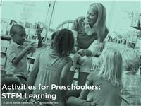 Activities for Preschoolers: STEM Learning